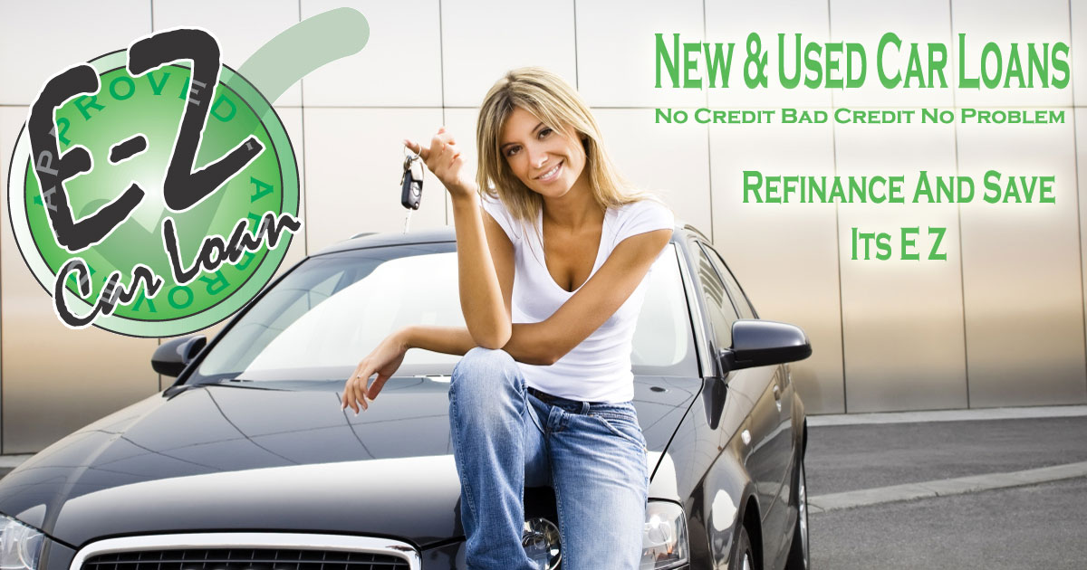 EZ Car Loan Auto Financing Made Easy